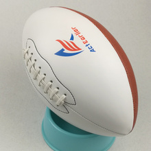 Rugby Sports Balls Official Size 9 American Football Rugby Ball PU Material Rugby For Training Match Entertainment Toy