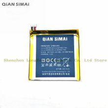 QiAN SiMAi 2100mAh HB4Q1HV Battery For Huawei P1 U9200 T9200 U9500 D1 Batterie Batterij + Tracking Cord(China)