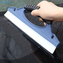 AUTO Silicone Water Wiper Soap Window Cleaner Scraper Blade Squeegee Car Windshield Window Washing Cleaning Accessories Au 08