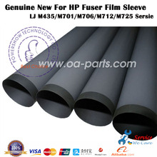 Original New Fuser Film Sleeve Teflon film HP M712 HP M725 HP M701 HP M706 HP712 HP715 HP701 HP706 RM1-8736-FM3 printer parts(China)