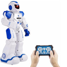 MUQGEW RemoteControl Robot Smart Action Infra-red Allows Gesture Control Kids Toy Action & Toy Figures more than 3years(China)