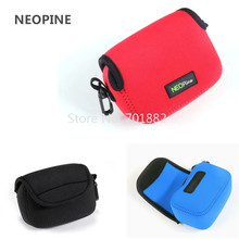 NEOPINE Soft Neoprene Camera Inner Bag for Panasonic DMC-TX1 ZS100 ZS110 TZ110 LX5 LX7 LX100 Case Protective Cover
