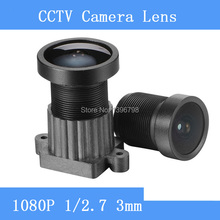 CCTV lenses  new 4G HD 1080P tachograph security surveillance camera lens wide-angle lens M12 thread