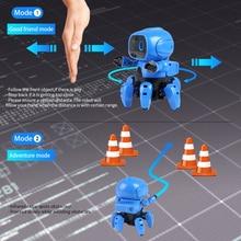 MoFun Stem 6-Legged Robot Gesture Sensing Infrared Avoid Obstacle