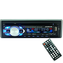 Universal Hot Single Din Car Bluetooth DVD CD Player Vehicle MP3 Stereo Radio