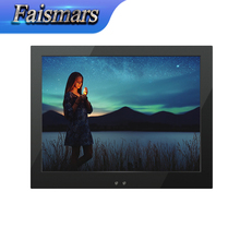 "Faismars 19 Inch 1280*1024 Resolution Resistive Touch Screen LCD Monitor 19"" Embedded Metal Case Touch Industrial Monitor PC(China)"