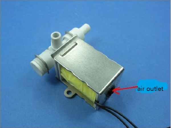 solenoid valve:DC12V/micro/two position 3 direct links/Massage chair          lzx<br><br>Aliexpress