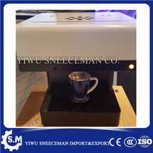 HOT SALE Fairy-Jet Pro digital inkjet printing machine coffee printer with edible ink
