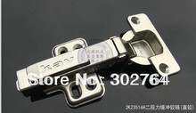 45PCS concealed hydraulic furniture ,cabinet hinge,clip on ,3d fast transfer(+/-2mm) full  overlay