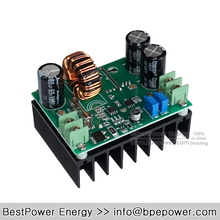 High Efficiency 95% DC-DC 600W IN 10-60V OUT 12-80V Boost Converter Step Up Module Mobile Power Supply DC Model 15A for Laptop(China)