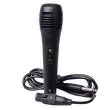 1.5m Cable Wired Mic Handheld Professional Dynamic Microphone Studio Louder Sound Recording Pull Rod Box Speaker Kit KTV Karaoke(China)