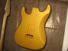 high quality Unfinished electric guitar body 2#