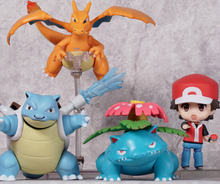 NEW hot 20th Pikachu Ash Ketchum Charmander collectors action figure toys Christmas gift doll with box(China)