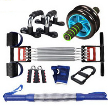 331208/40KG/Fitness equipment set /household  combination/ five pieces set/push up tension device/ Electroplating process/