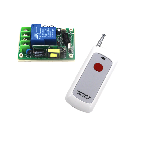 Wholesale AC 85V-250V RF Remote Control Power Smart Switch 30A 1CH Switches 433MHZ Hot SKU: 5294<br><br>Aliexpress