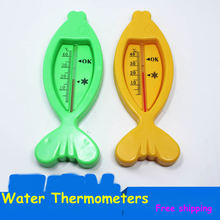 Water Thermometers Baby Infant Bath Tub Thermometer Water Temperature Tester Toy Plastic Tub Water Sensor Thermometer