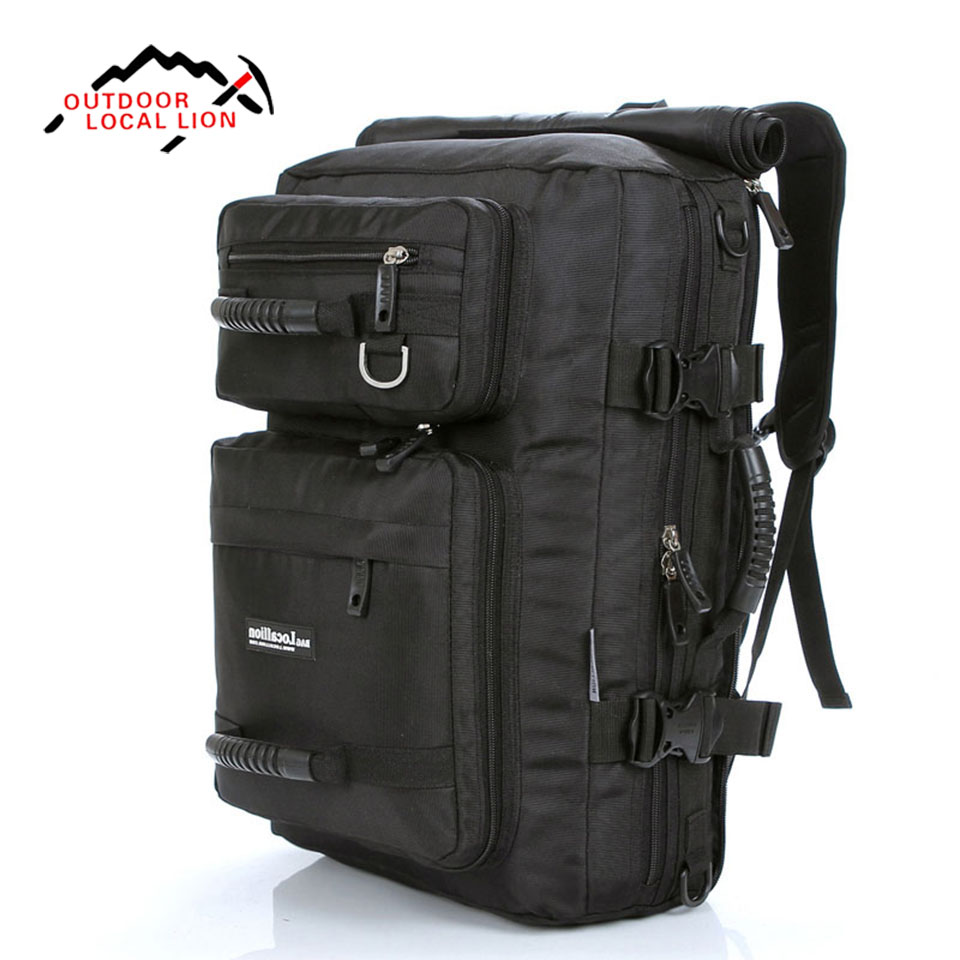 LOCAL LION Women Men Travel Backpack 32L Large Capacity Backpack Male Backpack For outdoor Carry On Bag Waterproof Ultralight <br>