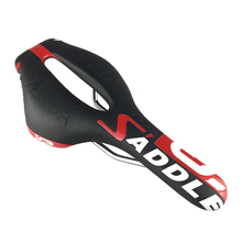 Hot Bike Bicycle Saddle Seats PU Leather Black Red Hollow Design Breathable Cycling Saddles MTB Road Cycling Seats Accessories