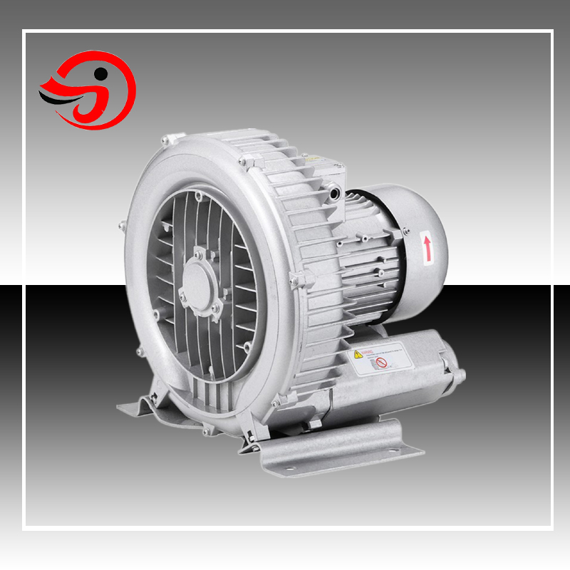 JQT 0.55 KW Single Phase Electric Turbine Vacuum Air Ring Blower<br><br>Aliexpress