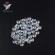 Best quality 1357 1000pcs 1.25mm AAA+ Shining Real Zircon Rhinestones Micro  Diamonds Mini 3D Nail Art Rhinestone Manicure NaiL 4e4514280634