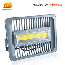 [MingBen] LED Flood Light IP65 WaterProof 30W 50W 100W 220V 230V 110V Flood Light Spotlight Outdoor Wall Lamp Garden Projector(China)