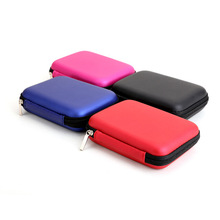 "Funda Disco Duro Cable Organizer Bag For 2.5"" Seagate WD Hard Drive Case Bolsa HDD Cover Externo Protector Scatola Impermeabile"