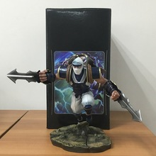 The Master of Shadows Zed Game LOL Toy Figures Classic Collection Model ACGN With The Original Box Action Figure 20cm WL0013