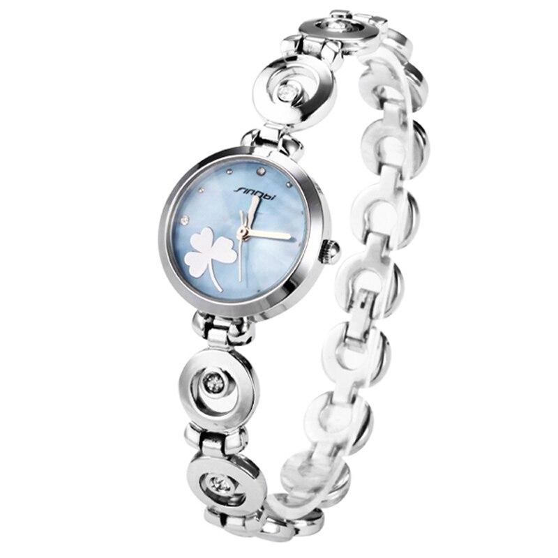 5 Fashion Colors SINOBI Brand Relogio Luxury Womens Casual Watches Waterproof Watches Women Dress Wrist Watches Reloj Mujer<br><br>Aliexpress