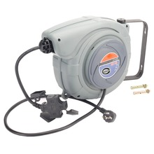 GDT-150 220V Extension Electric Retractable Cord Reel Electric Industrial Blower Automatic Hose Reel(China)