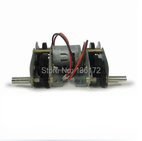 Henglong rc tank parts 3869 3879 3888 3899-1 3888A-1 3899A-1  1:16 RC tank parts steel drive system /gearbox  free shipping<br>