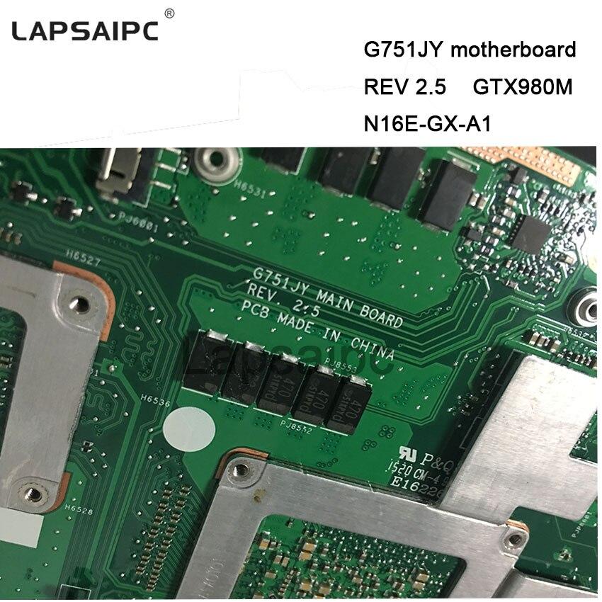 G751JY mini board