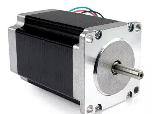 23HS11528 4-lead Nema 23 Stepper Motor 57 motor NEMA23 Stepper Motor 2.8A ISO CNC Laser Grind Foam Plasma Cut<br>