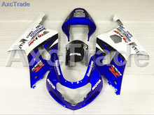Motorcycle Fairings Kits For Suzuki GSXR GSX-R 600 750 GSXR600 GSXR750 2001 2002 2003 K1 ABS Plastic Injection Fairing Kit A720(China)