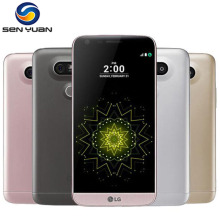 "Original Unlocked LG G5 H820 H850 Mobile Phone Quad-core 4GB RAM 32GB ROM 5.3""Toush screen 16MP Camera 4G WIFI GPS G5 Cell Phone(China)"
