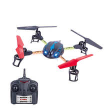 Cool Design Video RC Quadrocopter Camera Remote Controlled Helicopters 4 Axis Roll Gyrocopter 3 Changeable Speed with LED Light