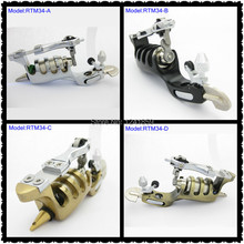 Free Shipping U Pick Color Primus Sunskin Rotary Motor Liner & Shader Tattoo Machine Gun Supply RTM34# Series(China)