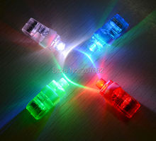 Free Shipping 36pcs/lot LED Finger Lights Glowing Dazzle Laser Emitting Lamps Christmas Wedding Celebration Festival Party decor