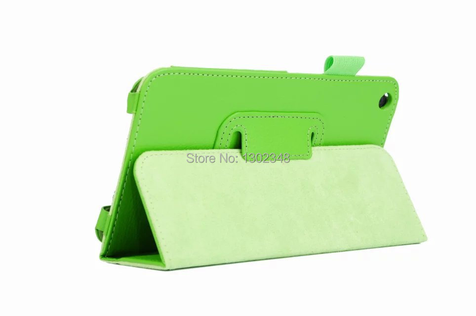 Premium Slim High Quality Litchi Grain Folio Stand PU Leather Cover Tablet Protective Skin Case For Acer Iconia Talk S A1-724 7<br><br>Aliexpress