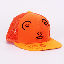 Anime Himouto! Umaru-chan hat student cute orange summer net hats cartoon Doma Umaru UMR baseball caps CA252