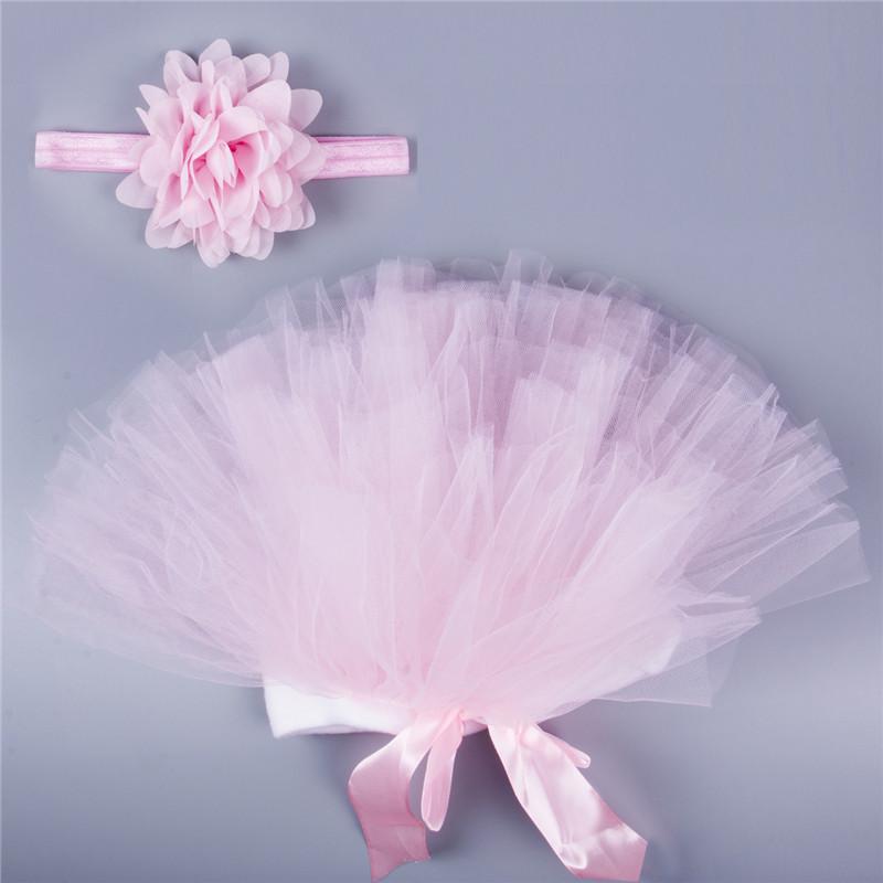 0-24M-Newborn-Toddler-Infant-Baby-Tutu-Clothes-Skirt-Headdress-Flower-Photography-Prop-2PCS-Outfit-0