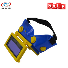 Automatic welder mask free delivery welding mask glass mig tig arc welding Equipment Auto Darkening Welding Mask TRQ-E05-04