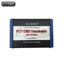 FLYOBD OBD Terminator Full Version Free Update Online with Free J2534 Softwares(Hong Kong)