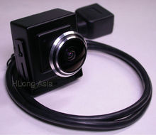 "Enhanced night vision Block Style (720P) IPCam Wide Angle 1.9mm LEN 1/3"" SONY IMX225 + Hi3518 CCTV IP camera module."