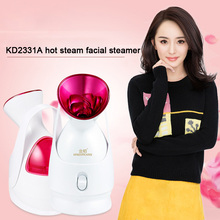 Skin Care Instrument Deep Cleaning steam Facial Cleaner Beauty Whitening Face Steaming ozone Facial Steamer Thermal Spray device