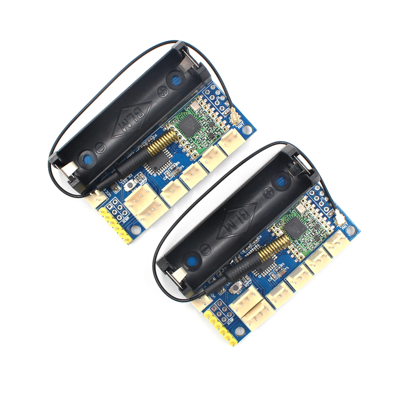 Elecrow 2pcs/lot Lora Radio Node V1.0 SX1278 Rola 433Mhz Radio Module ATmega328P RFM98 Wireless DIY Kit Arduino pro mini