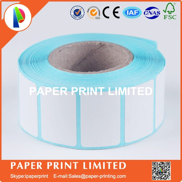 80 Rolls New 1000PCS 40x 20mm Printing Label Bar Code Number Thermal Adhesive Paper Stickers