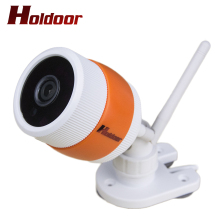 HD 1080P Bullet White IP Camera Wifi 2mp Wireless Seurveillance Security Mini Webcam CMOS Infrared IR Night Vision Motion Detect - Holdoor Official Store store