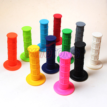 10 Color Gel Rubber Handlebar Grips For CRF YZF WRF KXF KLX KTM RMZ Pit Dirt Bike Motocross Motorcycle Enduro MX Offroad
