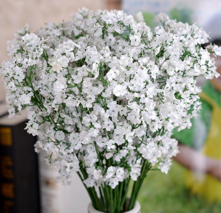 Baby S Breath Wedding Tips And Inspiration