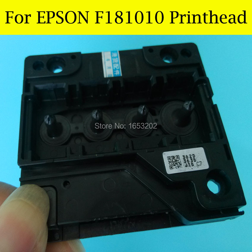 Free Post! 1 PC F181010 Printhead For Epson SX125 SX127 S22 PX115 TX320 L200 L100 Printer Head / Cleaning Nozzle<br>